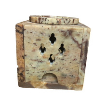 Load image into Gallery viewer, Soapstone Aroma Lamp