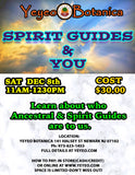 Spirit Guides & You Workshop Dec 2018