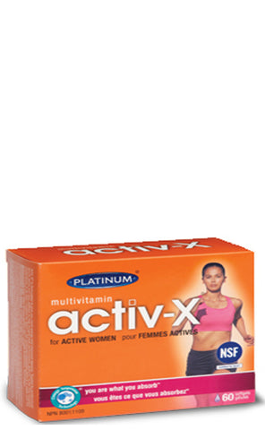 Platinum Naturals ActivX for Women