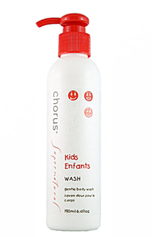 Chorus Wash - Kid's Body Wash