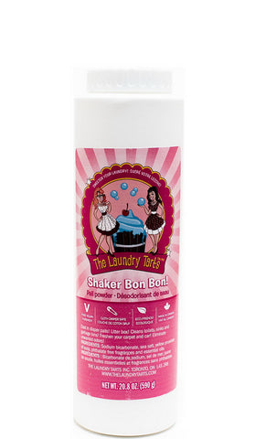 Laundry Tarts Shaker Deodorizing Powder