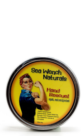 Sea Wench Hand Rescue Salve