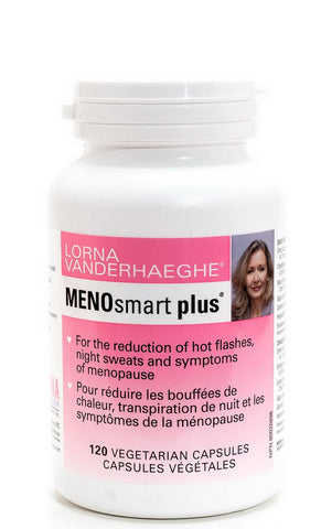 Lorna Vanderhaege MENOsmart Plus with 300mg Sage