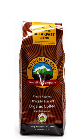 Bowen Island Coffee - Breakfast Blend