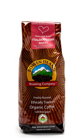 Bowen Island Coffee - Italian Dark Roast