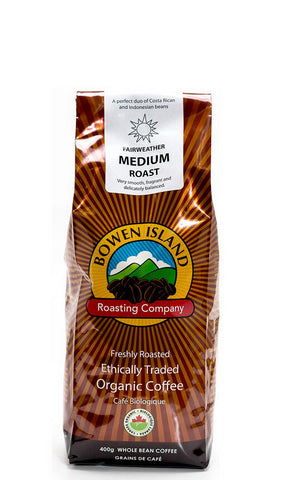 Bowen Island Coffee - Medium Roast