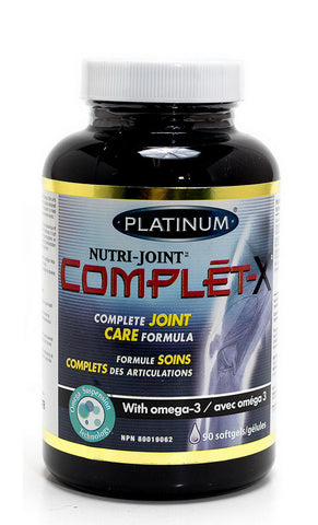 Platinum Naturals Nutri-Joint Complet-X