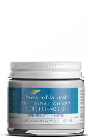 Nelson Naturals Spearmint Toothpaste 60ml