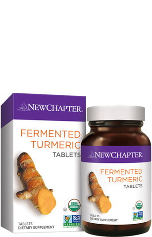 New Chapter Fermented Tumeric