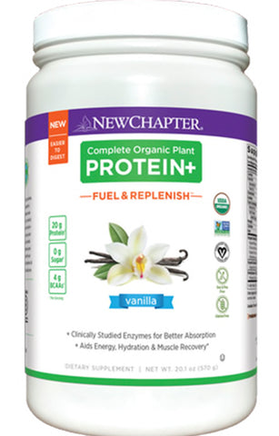 New Chapter Protein+ Fuel/Replenish