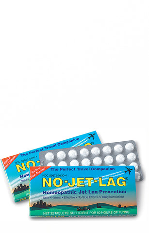 No Jet Lag tablets