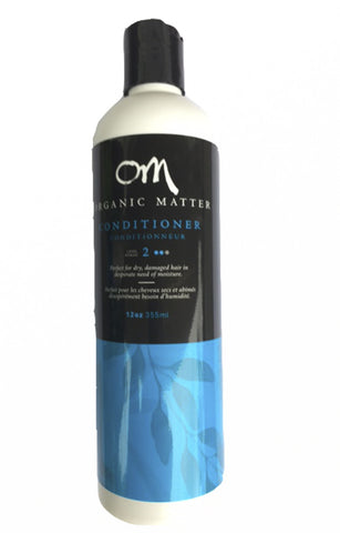 Organic Matter Conditioner - Damage Level 2