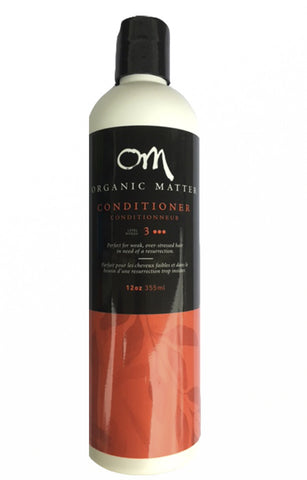 Organic Matter Conditioner - Damage Level 3