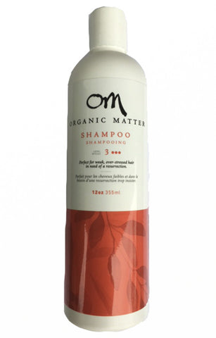Organic Matter Shampoo - Damage Level 3