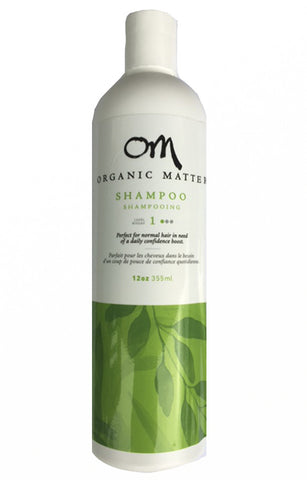 Organic Matter Shampoo - Damage Level 1