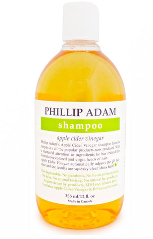 Phillip Adam Shampoo - Apple Cider Vinegar 355ml