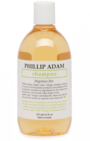 Phillip Adam Shampoo - Fragrance Free 355ml
