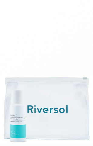 Riversol Travel Ready Cleanser & Bag