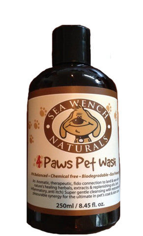 Sea Wench 4 Paws Pet Wash