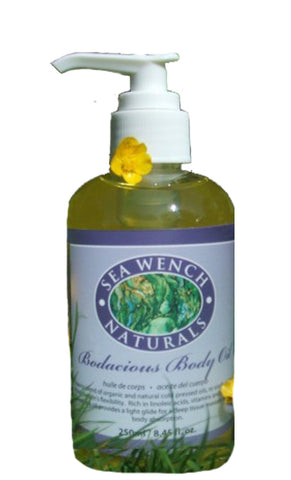 Sea Wench Bodacious Body Oil