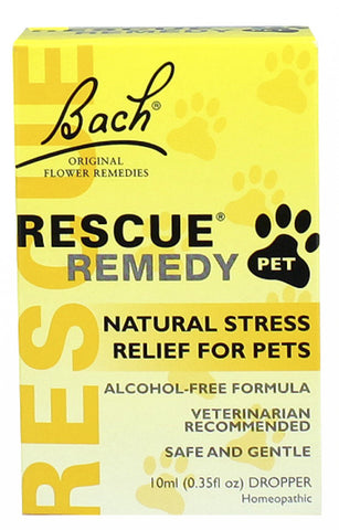 Dr Bach Rescue Remedy Pets
