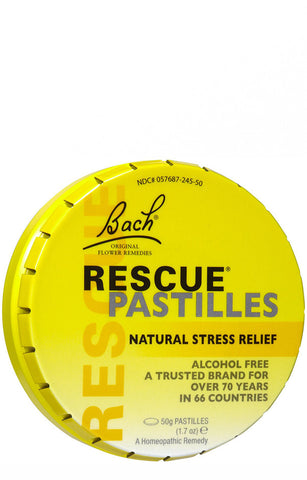 Dr Bach Rescue Remedy Pastilles