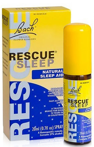 Dr Bach Rescue Sleep