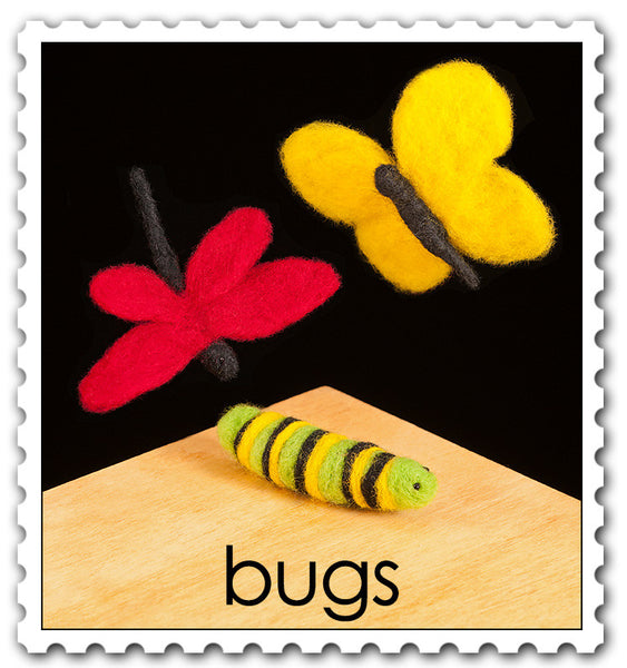 Woolpets Bugs Stamp