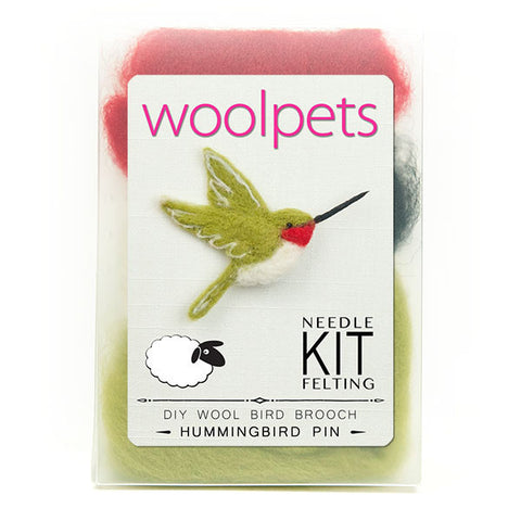 Woolpets Felting Kit Packaging