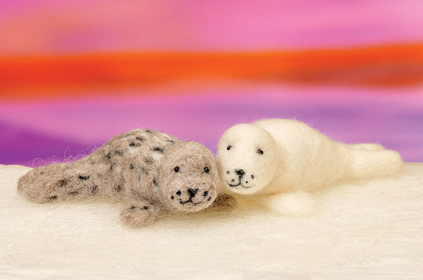 Woolpets Seal Pups
