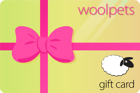 Woolpets Gift Card