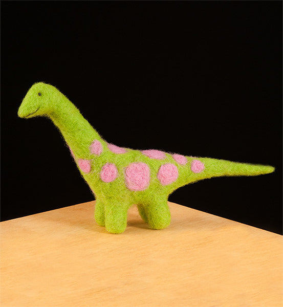 Dinosaur Needle Felting Kit
