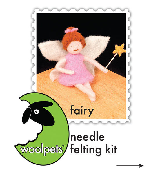 Fairy Needle Felting Kit