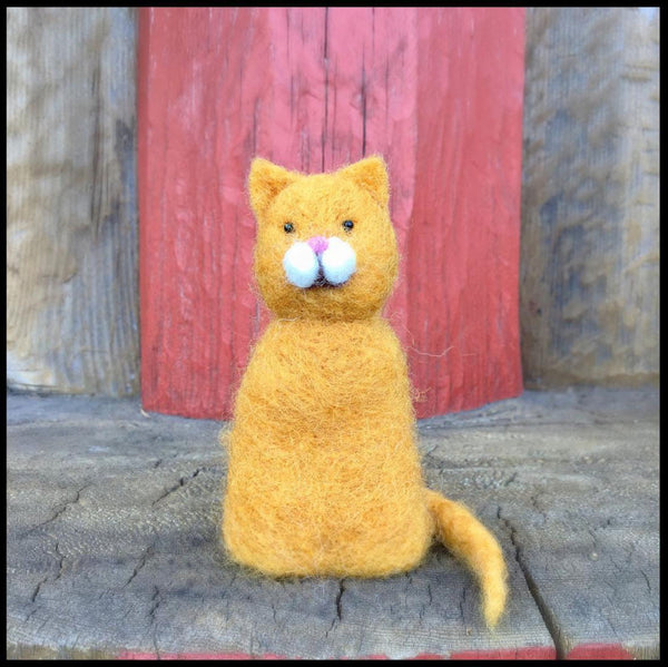Woolpets Finger Puppet kitty