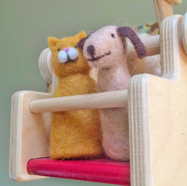 Woolpets Finger Puppets