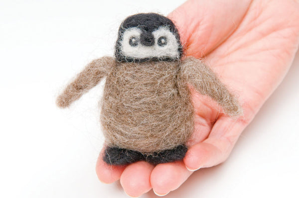 Woolpets Penguin stamp