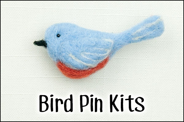 Bird Pin Kits