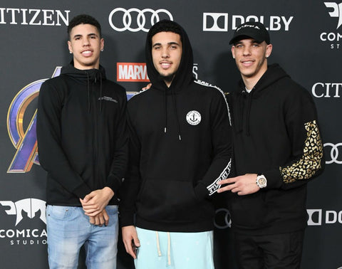 LaMelo, Lonzo & LiAngelo Ball Signing With Roc Nation