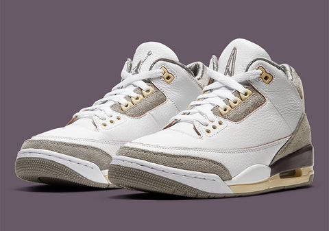 Jordan 3 Collaboration with A Ma Maniere To Release April 21st