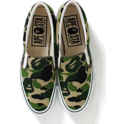 A Bathing Ape ABC SLIP-ON M1 (1D30191010)