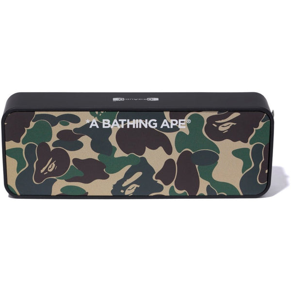 A BATHING APE  CAMO BLUETOOTH SPEAKER