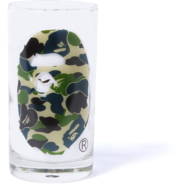 "A BATHING APE BAPE ABC ""GREEN"" GLASS"