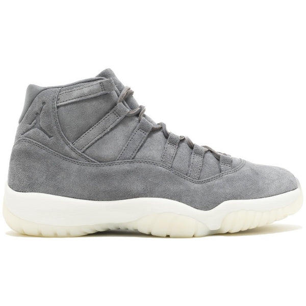 "AIR JORDAN 11 RETRO PREM ""GREY SUEDE"" (914433-003)"
