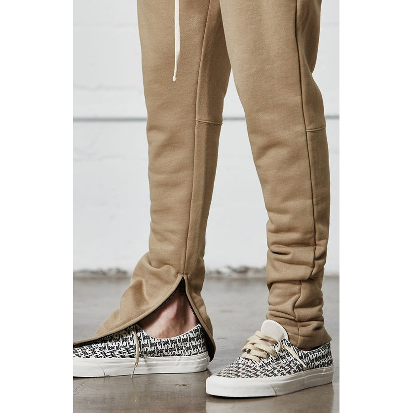 "FOG - Fear Of God Essentials ""Tan"" Drawstring Sweatpants"