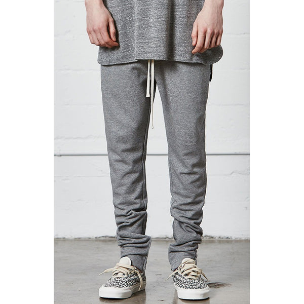 "FOG - Fear Of God Essentials ""Grey"" Drawstring Sweatpants"