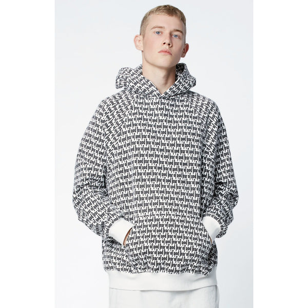 FOG x Pacsun Fear Of God Printed Pullover Hoodie