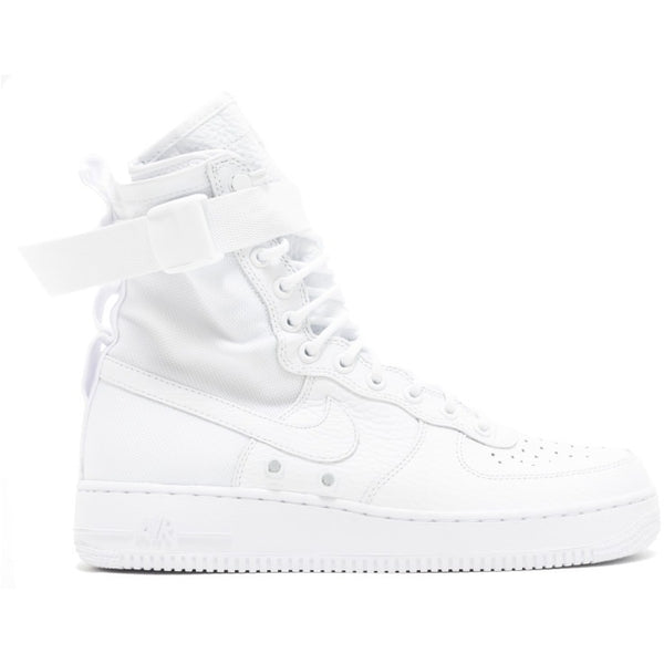 "Nike SF Air Force 1 (Special Field) ""Triple White"" 903270-100"
