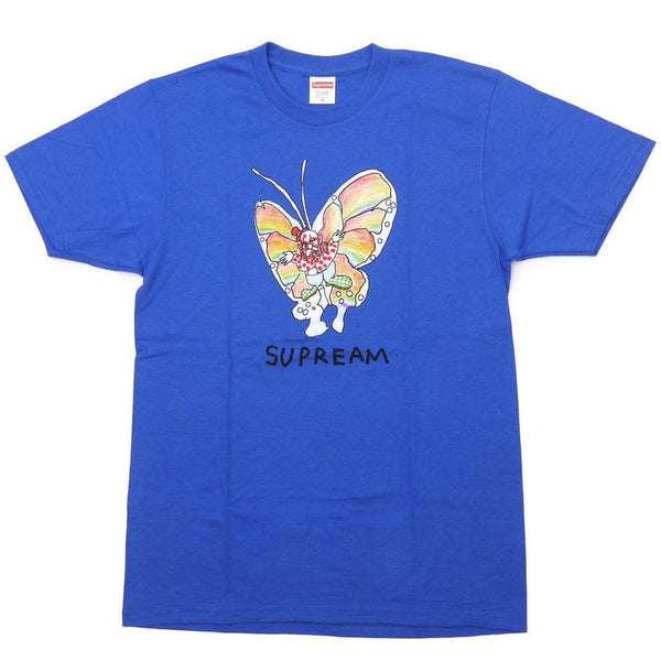 "Supreme Gonz Buttefly Tee ""BLUE"" T-shirt"