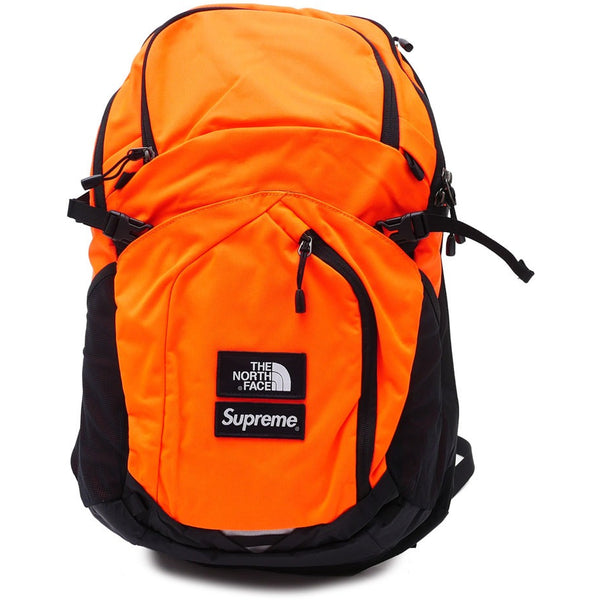 "SUPREME X THE NORTH FACE POCONO ""ORANGE"" BACKPACK"