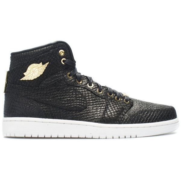 "Nike Air Jordan 1 Pinnacle ""Metallic Gold"" (705075-030)"